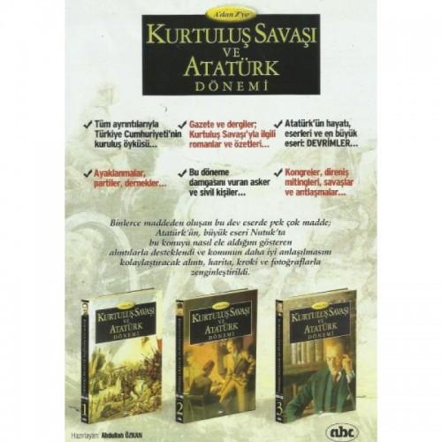 ABC Kurtuluş Savaşı ve Atatürk - 3 Cilt